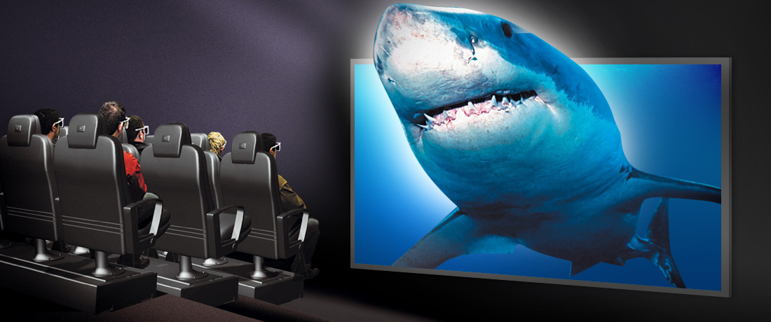 shark mobile movies